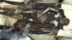 남편의 심장과 함께 묻힌 17세기 귀족의