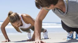 Do Push-Ups Build Your