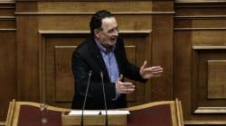 Λαφαζάνης προς ΗΠΑ για τον Greek Stream: Δεν δεχόμαστε εντολές και υπαγορεύσεις από