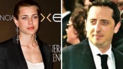 Gad Elmaleh et Charlotte Casiraghi séparés? Pas si