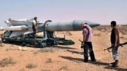 Ryad intercepte un missile Scud tiré par les rebelles du