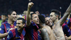 Le Fc Barcelone remporte la Ligue des
