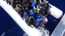 2000 migrants clandestins secourus au large des côtés