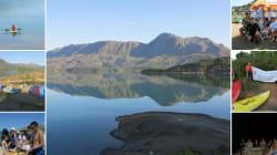 Le barrage d'Erraguen à jijel, loisirs et