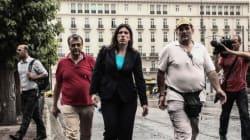 Κωνσταντοπούλου σε Πανούση: Τροφοδοτείς την αντιπαράθεση και την αμφισβήτηση των κανόνων ασφαλείας της