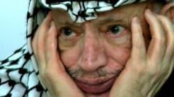 Le passeport algérien de Yasser Arafat et le passeport jordanien de Mahmoud
