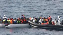 La Méditerranée, passage privilégié des migrants pour rejoindre