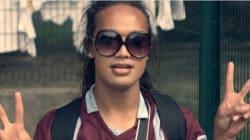 La première joueuse trans en foot est une