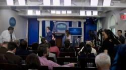 Εκκενώθηκε η αίθουσα Τύπου του Λευκού Οίκου εν ώρα