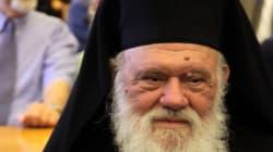 Αρχιεπίσκοπος Αθηνών και πάσης Ελλάδος Ιερώνυμος: Στοιβάζουμε τους μετανάστες σαν πρόβατα για