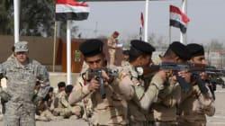 Les Etats-Unis veulent former plus de troupes irakiennes