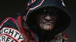 Les incroyables photos d'un gang