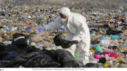 Δεκάδες υγιειονομικές βόμβες με επικίνδυνα απόβλητα στην