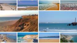 Les vingt-trois plages marocaines qui ont obtenu le Pavillon Bleu en