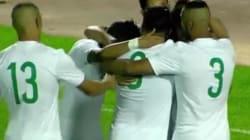 Qualification à la CAN-2017: l'Algérie gagne face aux