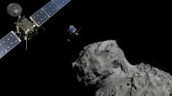 «Ξύπνησε» το ρομπότ Philae 7 μήνες μετά την προσεδάφισή του σε κομήτη (και ανταλλάσσει tweets με τη