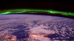우주비행사 테리 버츠가 우주에서 찍은 경이로운 사진과 동영상 중 최고만