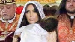 Kim Kardashian en