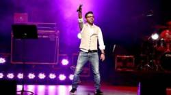 La pop star marocaine Ahmed Chawki