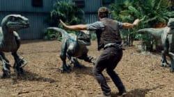 Cette scène de Jurassic World est massivement parodiée par des dresseurs de