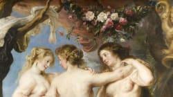 52 έργα τέχνης του 17ου αιώνα που αναδεικνύουν το γυναικείο σώμα σε όλο του το