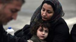 Des photos poignantes captent l'arrivée de réfugiés sur les côtes