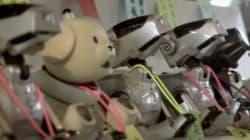 '로봇' 강아지와의 마지막을 준비하는