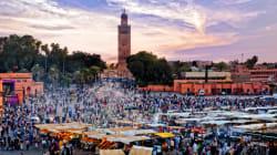 La place Jemaa el Fna, plus beau monument d'Afrique selon