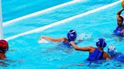 Εθνική ομάδα πόλο των νεανίδων: Ιταλία-Ελλάδα
