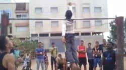 Cette vidéo de jeunes sportifs marocains en train de faire des tractions va vous