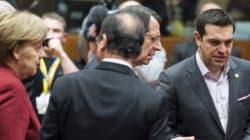 Συνομιλίες Τσίπρα με Μέρκελ, Ολάντ, Γιούνκερ για την παρουσίαση της νέας πρότασης. Επιμένει σε «συνολική