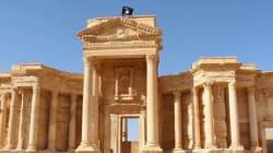 Daech a truffé Palmyre