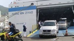 Réduction du temps de contrôle des documents des passagers au port