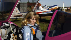 Σβετλάνα Καπανίνα: Μέσα στο κόκπιτ της «Πιλότου του