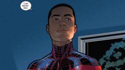 Ο Miles Morales μόλις έγινε ο πρώτος μαύρος Spider-Man της