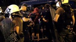 Στο Αυτόφωρο οι 31 συλληφθέντες για τα επεισόδια στη συγκέντρωση «Μένουμε