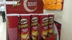 La chaîne de supermarchés Tesco souhaite un bon ramadan à ses clients avec des chips au