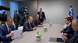 Δραματικός διάλογος Τσίπρα - Τουσκ: Game over - Μην υποτιμάτε πού μπορεί να φτάσει ένας λαός όταν αισθανθεί