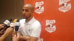 Copa Coca-Cola: Madjid Bouguerra est le nouvel