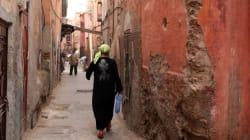 Marrakech: le Mellah fait peau