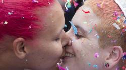 300만 명의 동성커플들이 즉각 결혼할 수 있게