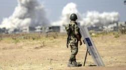 Syrie: les forces kurdes chassent le groupe EI de