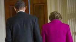 Επικοινωνία Μέρκελ – Ομπάμα για την
