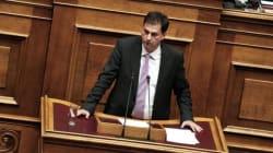 Καταγγελία Θεοχάρη στην Βουλή: Έρχεται σχέδιο του Μαξίμου να μας πάνε στη