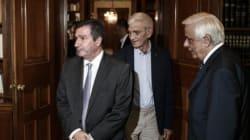 Παυλόπουλος: Η θέση της Ελλάδας είναι στην Ευρώπη – Συνάντηση με Καμίνη και