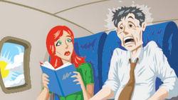 Φοβάστε να πετάξετε; 11 φράσεις που θα έχετε κουραστεί να