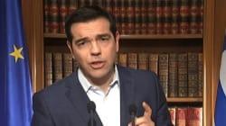 Grèce: Tsipras maintient l'appel à voter