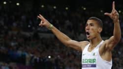 Athlétisme: meilleure performance mondiale de Taoufik Makhloufi sur 1.000