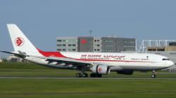 Air Algérie: réception d'un Airbus