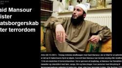 Un Danois d'origine marocaine déchu de sa